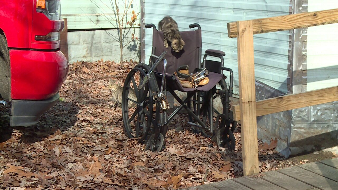 Neighbors in disbelief after man in wheelchair hit by vehicle: 'It could've beenanybody'