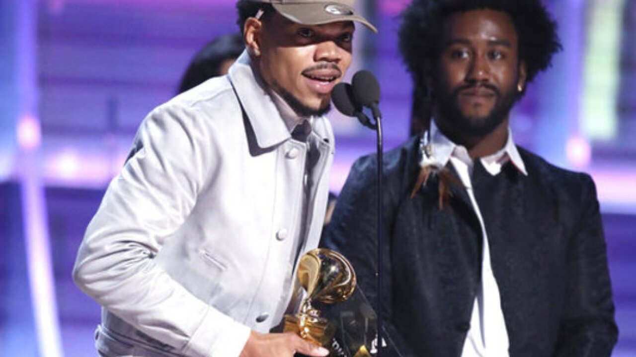 Chance the Rapper donating Grammy Award to Chicago museum