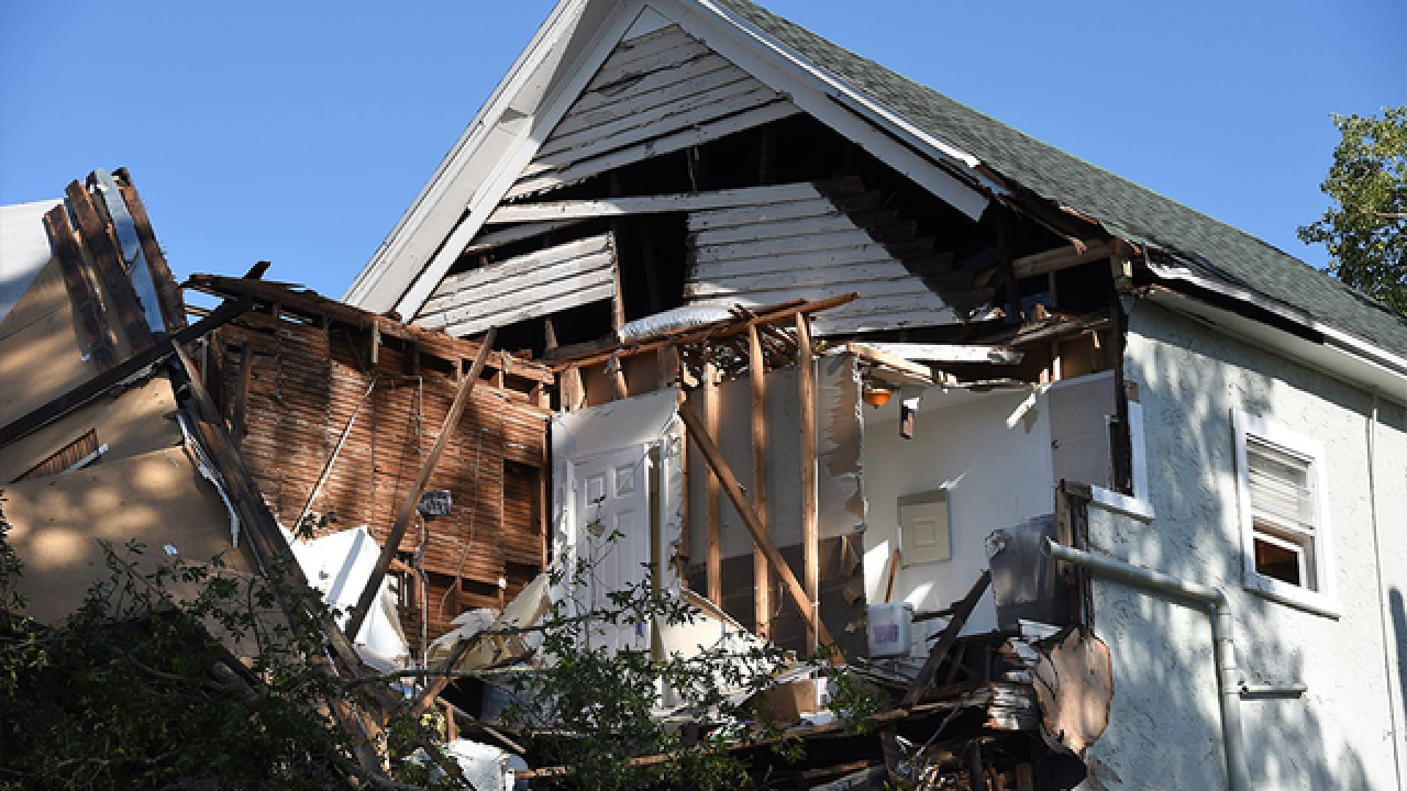 FEMA representatives survey damages in Polk Co.