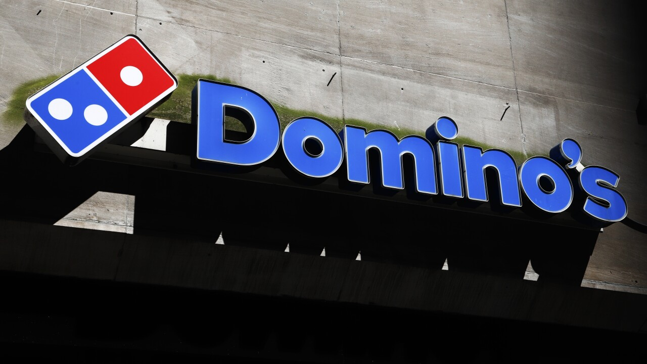 Domino's Earns