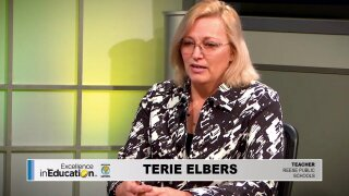 Excellence in Education – Terie Elbers