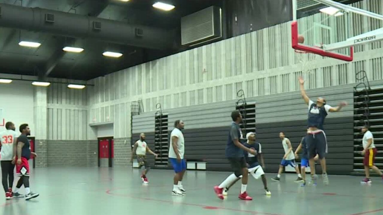 Richmond basketball league aims to keep young men out of prison