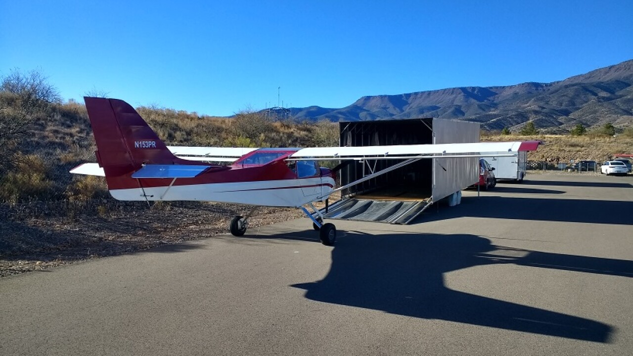 Stolen Plane Cottonwood