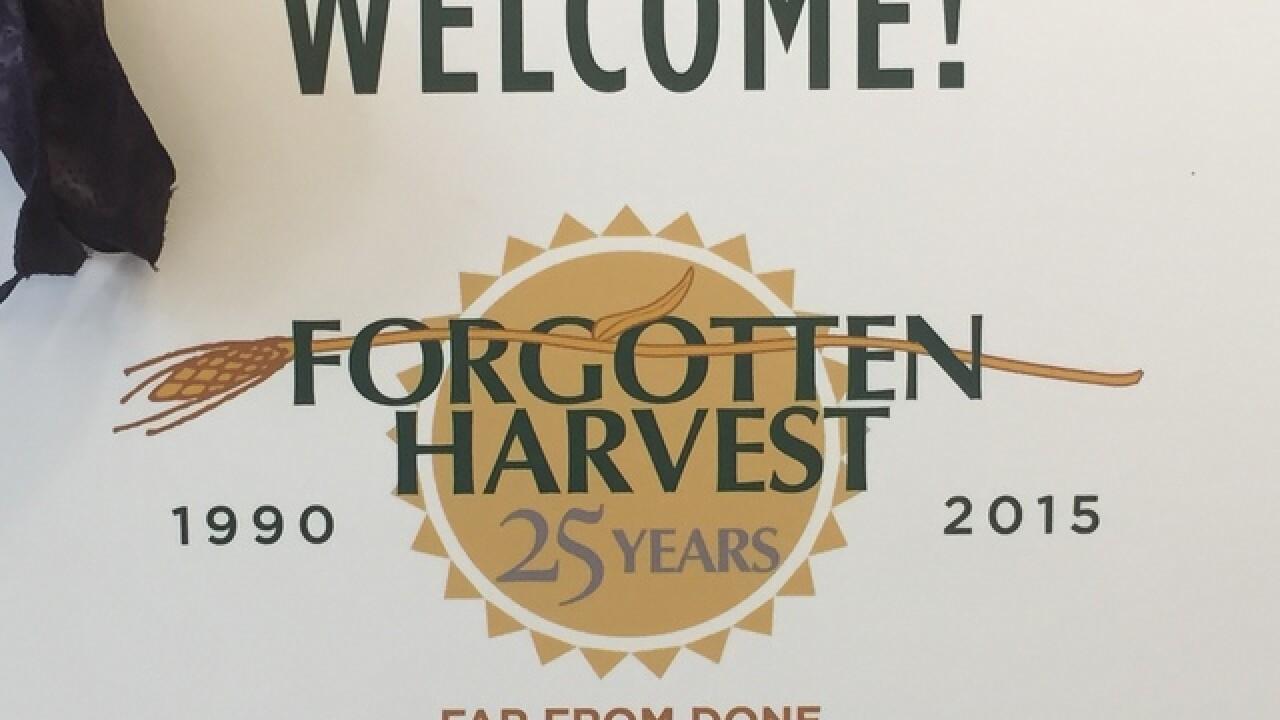 Detroit 2020 honors Forgotten Harvest