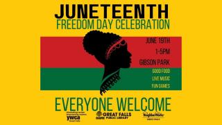 """""""Juneteenth"""" celebration in Great Falls"""
