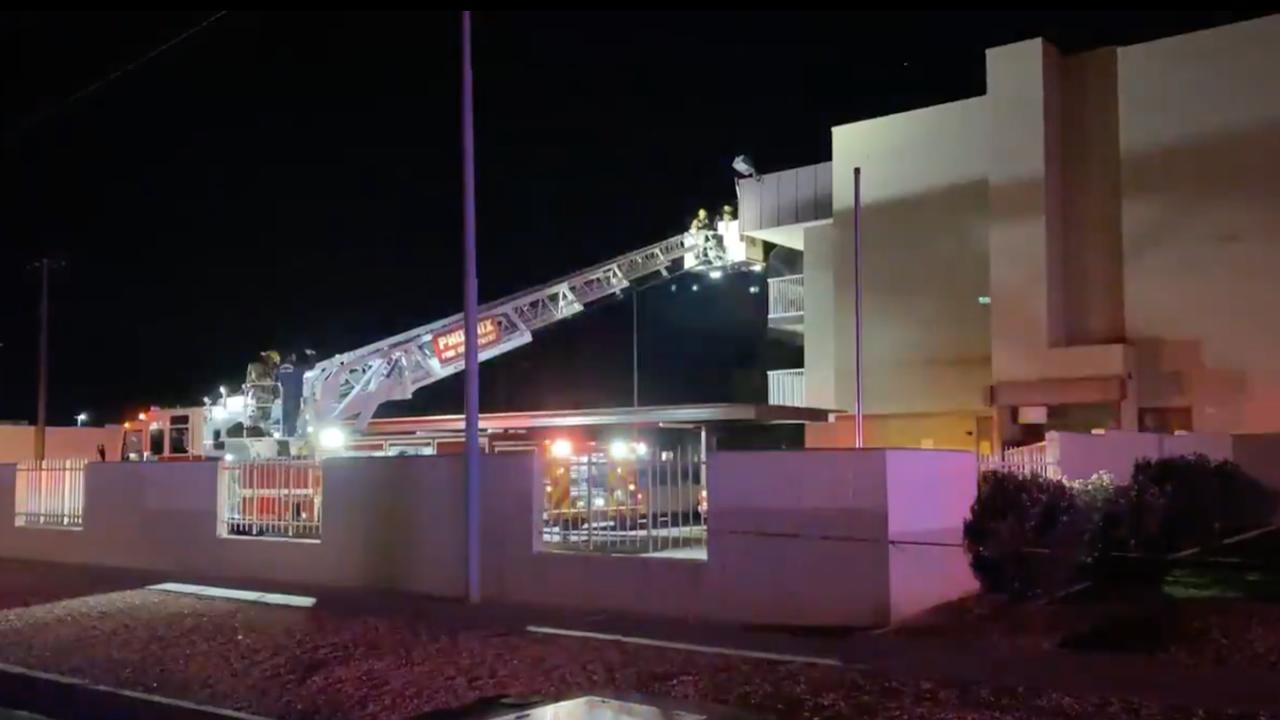 Fire at Phoenix Retirement facility
