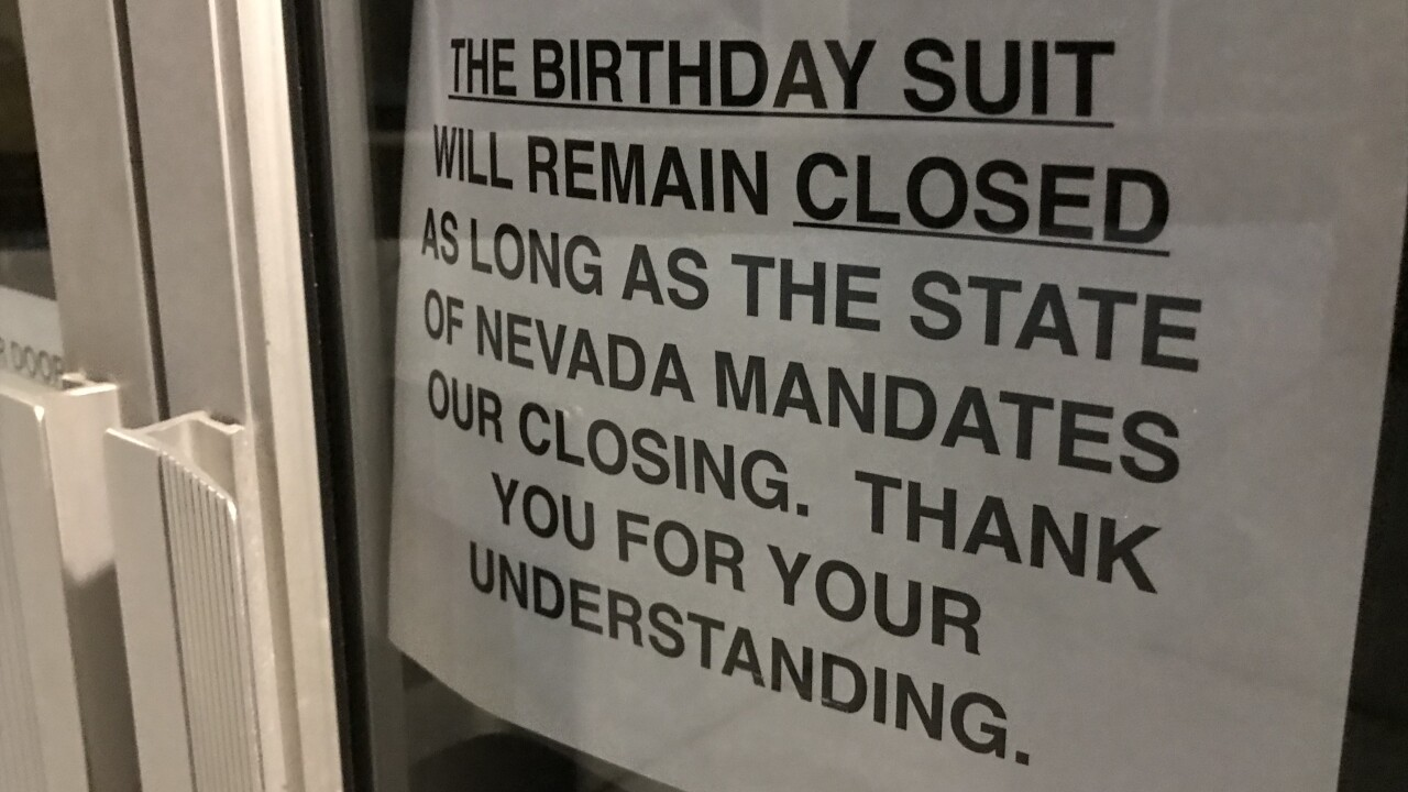 Skincare, hair removal services remain off limits during Nevada COVID-19 shutdown