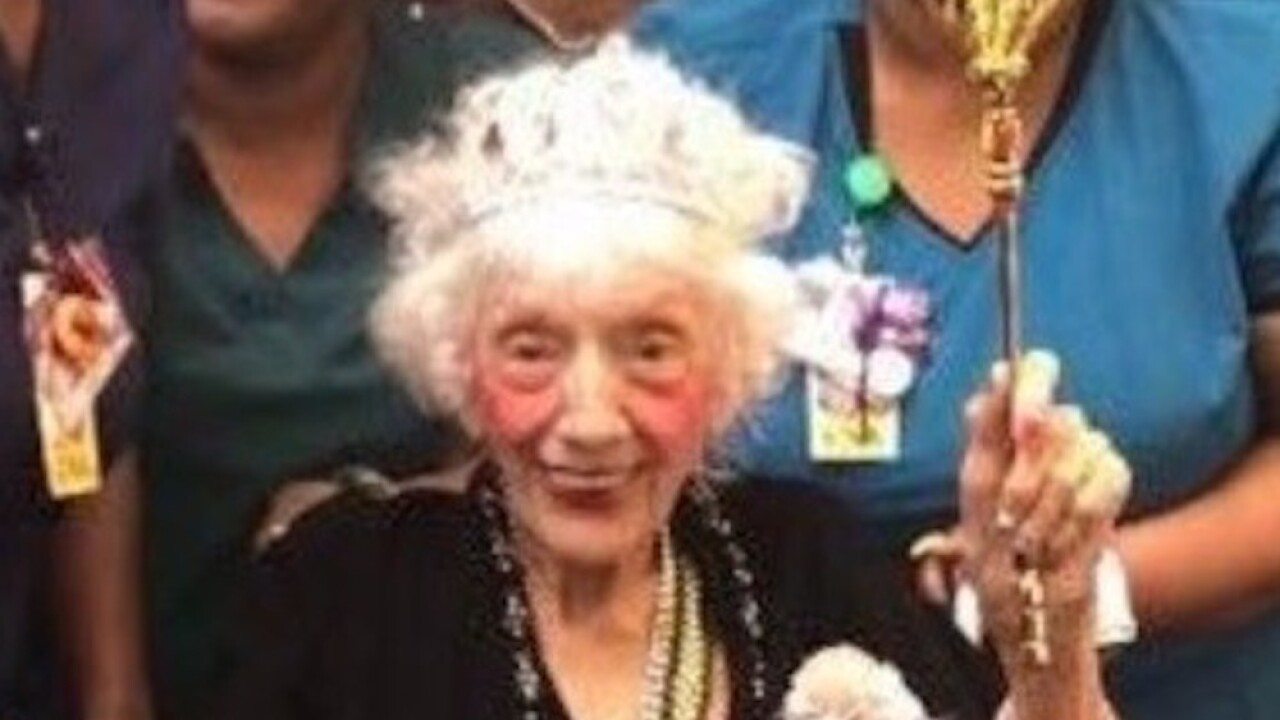 102-year-old New York woman survives second bout of COVID-19 after living through 1918 pandemic