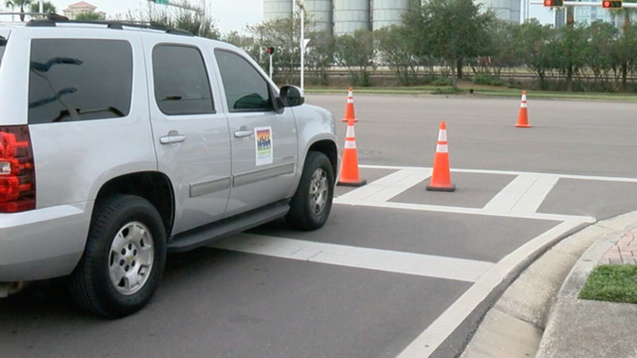 Cars talking to cars happening in Tampa as connected vehicle program rolls out