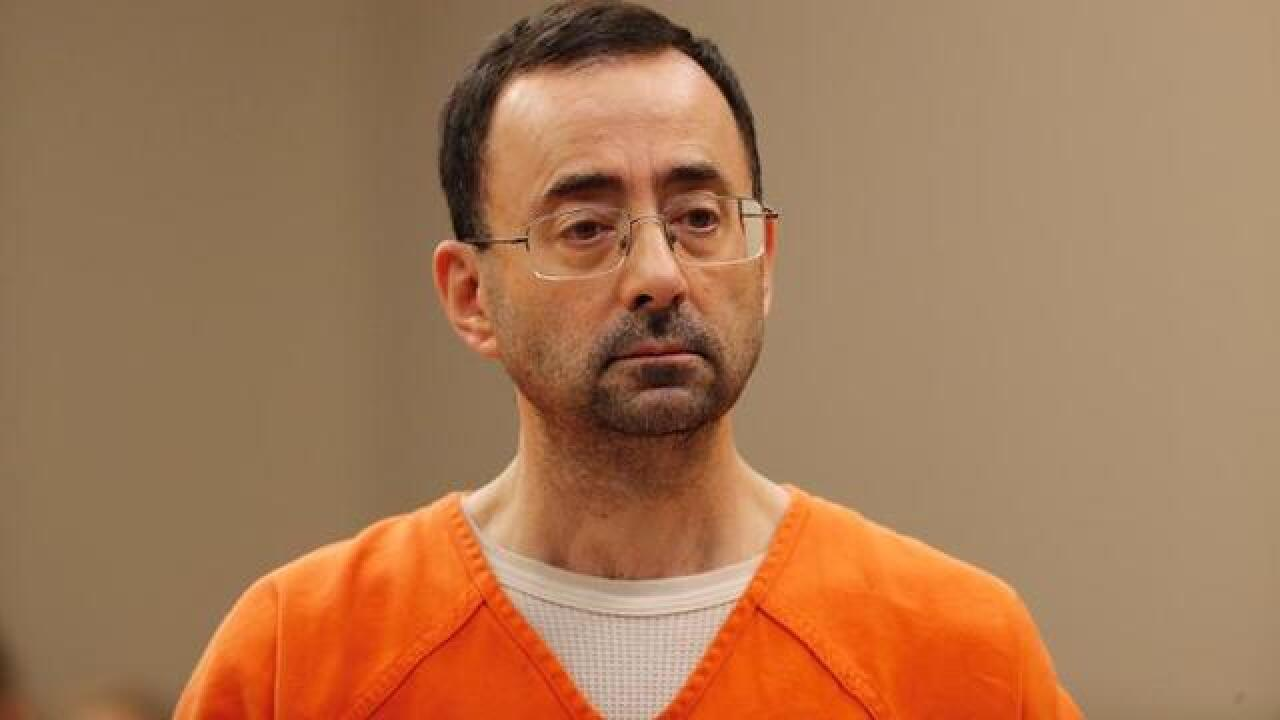 Larry Nassar hearing on motion for resentencing