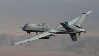 US Afghanistan Drones