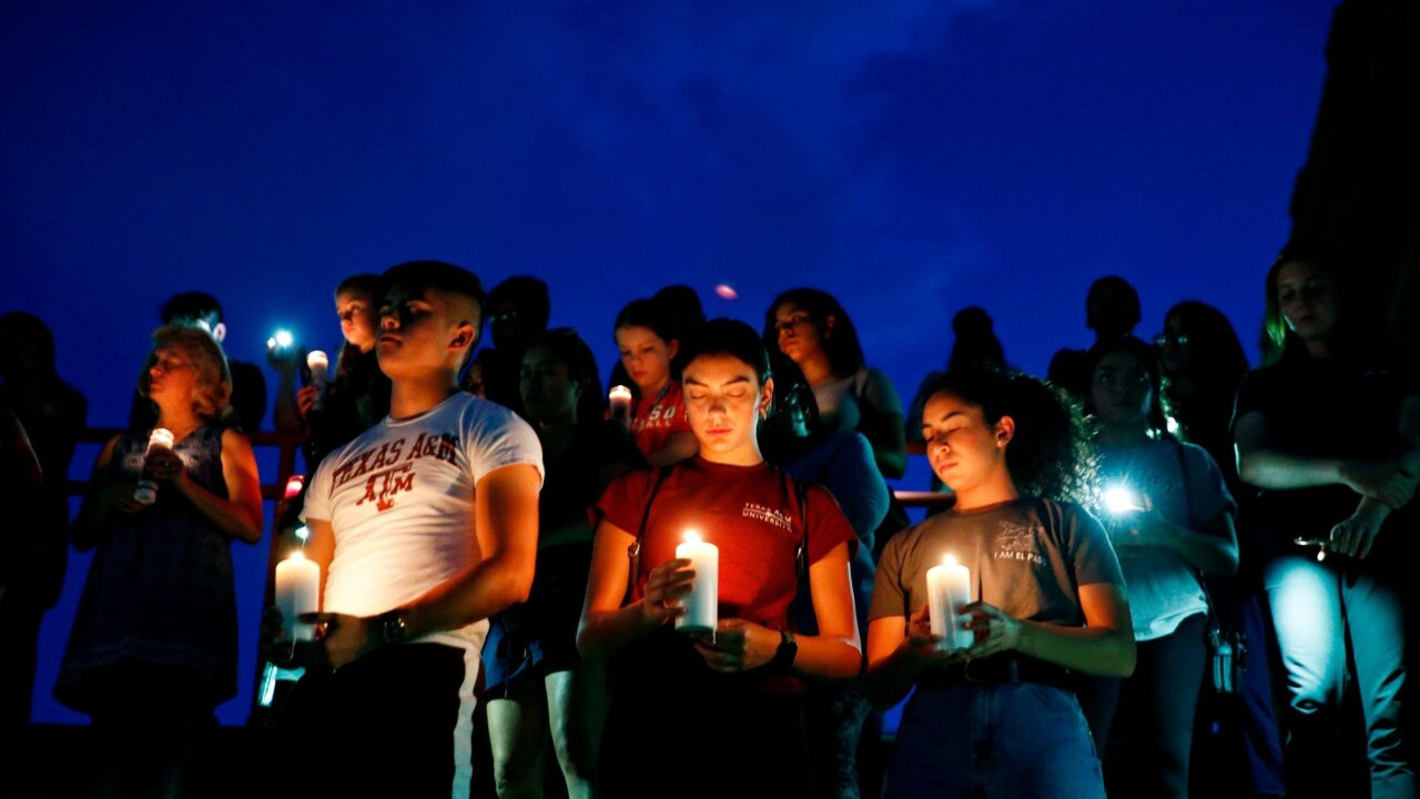 The El Paso shooter faces the death penalty in a 'domestic terrorism' case