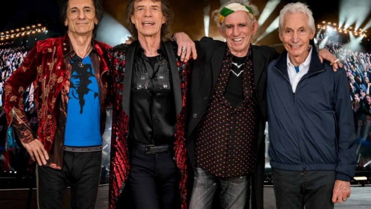 No Filter Tour: Rolling Stones to visit State Farm Stadium in Glendale in May 2019