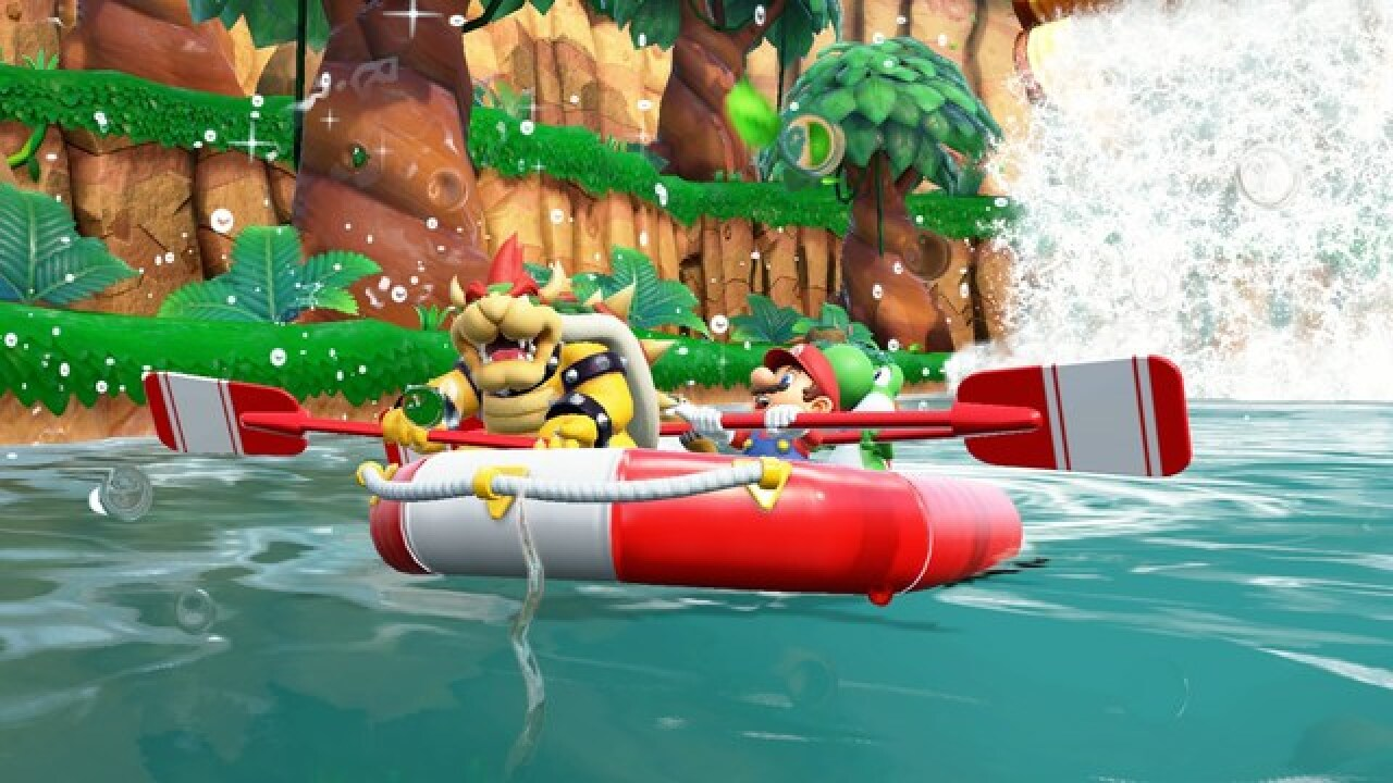 Game review: Super Mario Party