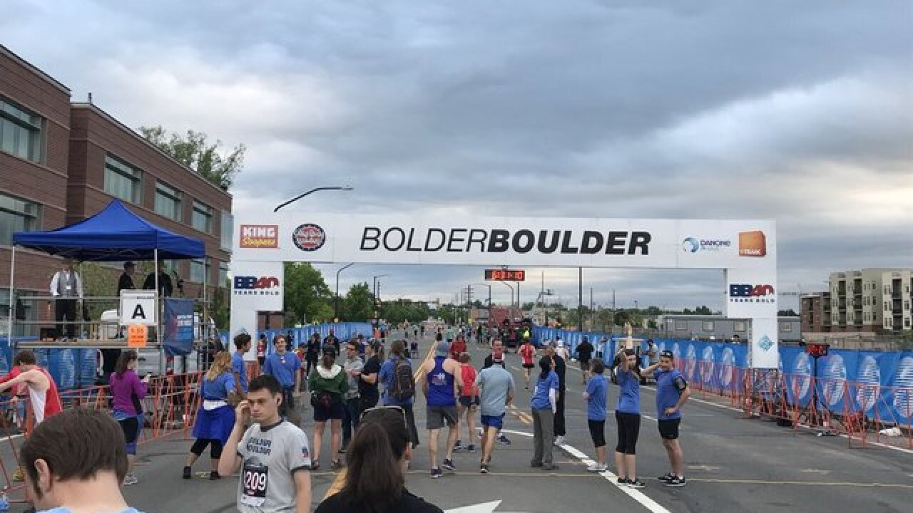 Thousands participate in 40th BolderBOULDER