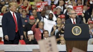 Donald Trump, Mike DeWine