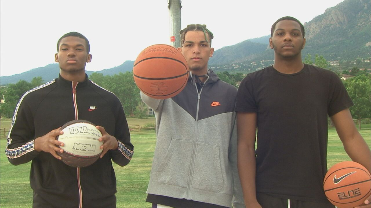 Harrison trio heads to Colorado Prep for better prospects