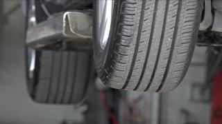 Tire shortage