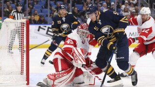 Ristolainen turned away in win against Red Wings