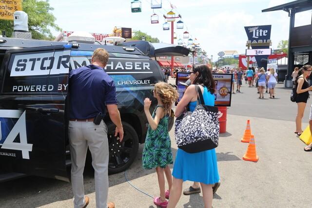 TODAY'S TMJ4's Children's Fest Day at Summerfest