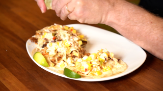Ca Cest Bon - Blackened Fish Tacos