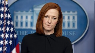 Jen Psaki white house press secretary