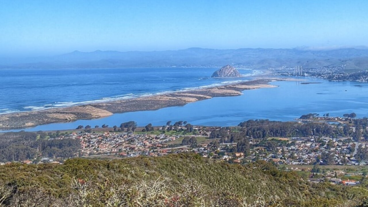 Morro Bay and The Strand