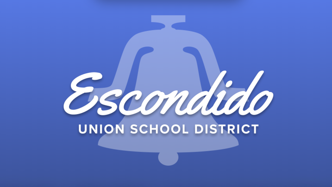 escondido union school district