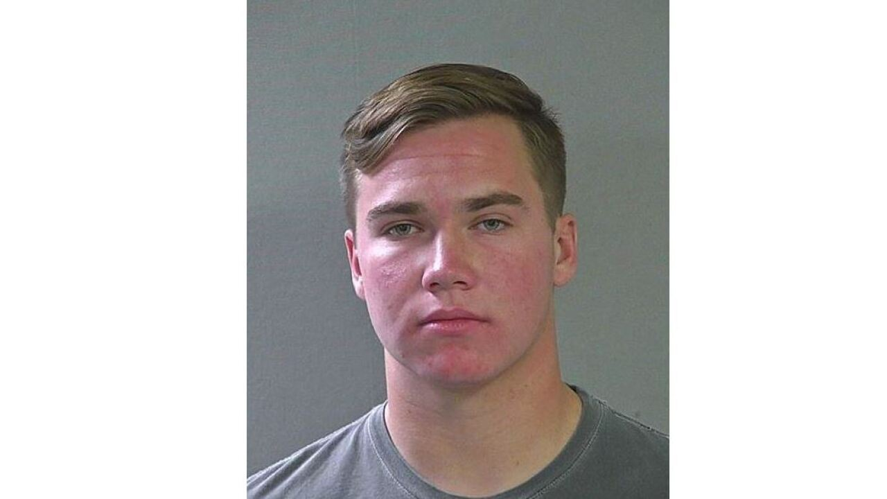 4D Porn 18-year-old man arrested for nearly a dozen felony charges