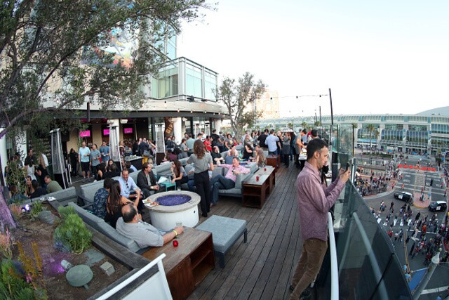 Inside the San Diego Comic-Con 2018 parties