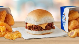 Mac & Cheese nibblers, Sloppy Joe sliders returning to White Castle menu