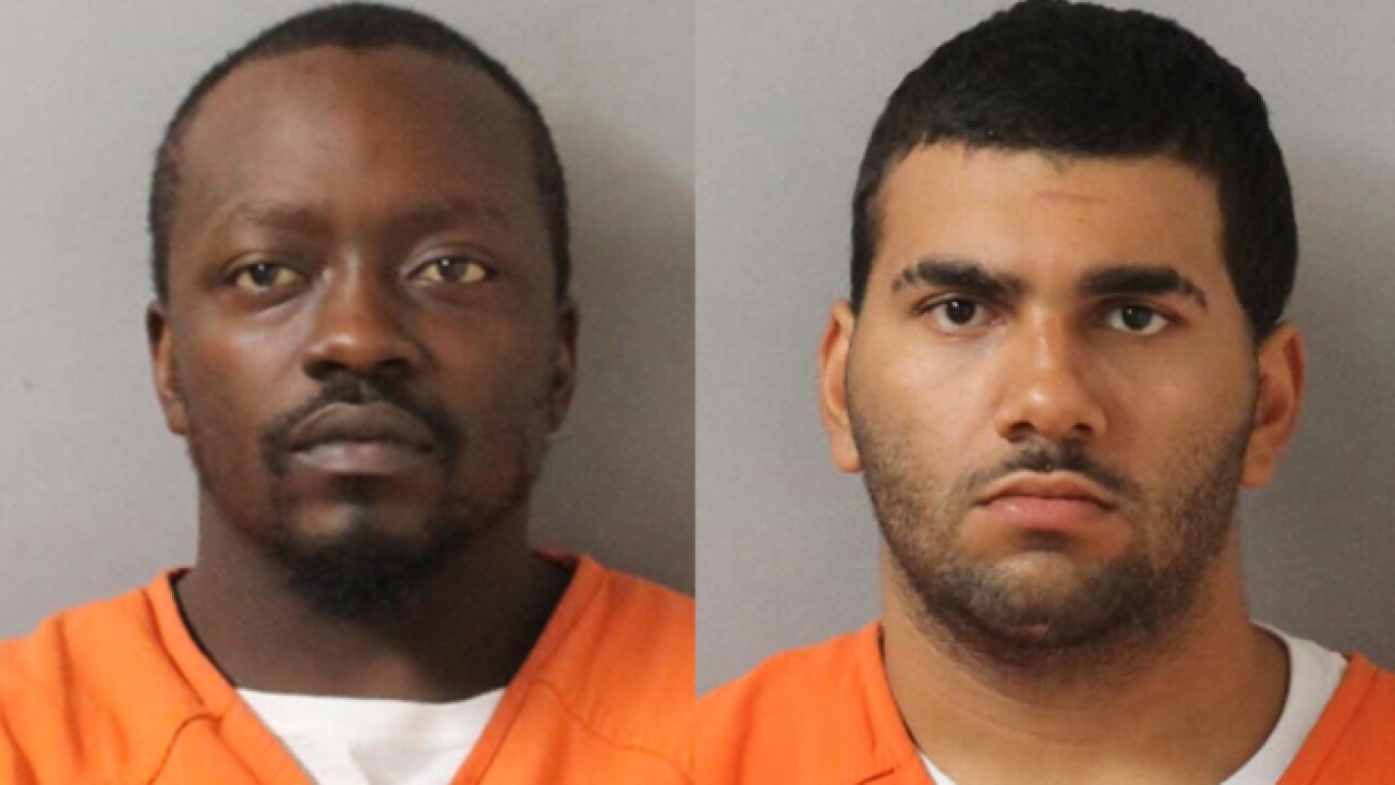 2 Men Charged In Double Murder At Cobra Bar