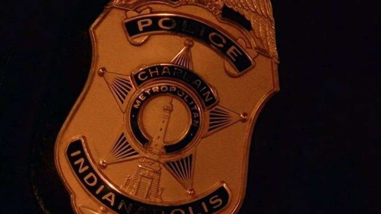 IMPD chaplains respond to more calls than ever