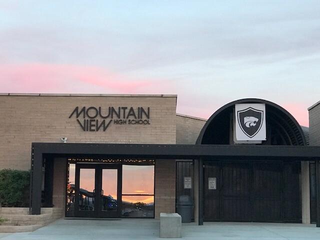 Mountain View High School