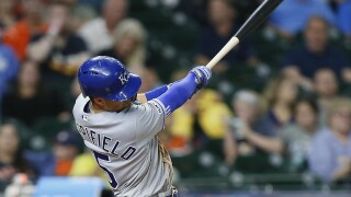 Kansas City Royals v Houston Astros Whit Merrifield