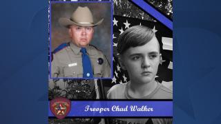 Running 4 Heroes Trooper Walker