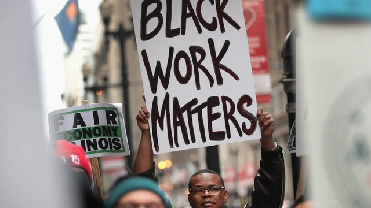 AP: Blacks largely left out of high-paying jobs