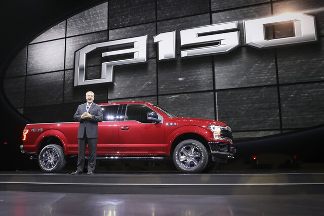 PHOTO GALLERY: Hottest vehicles at the auto show