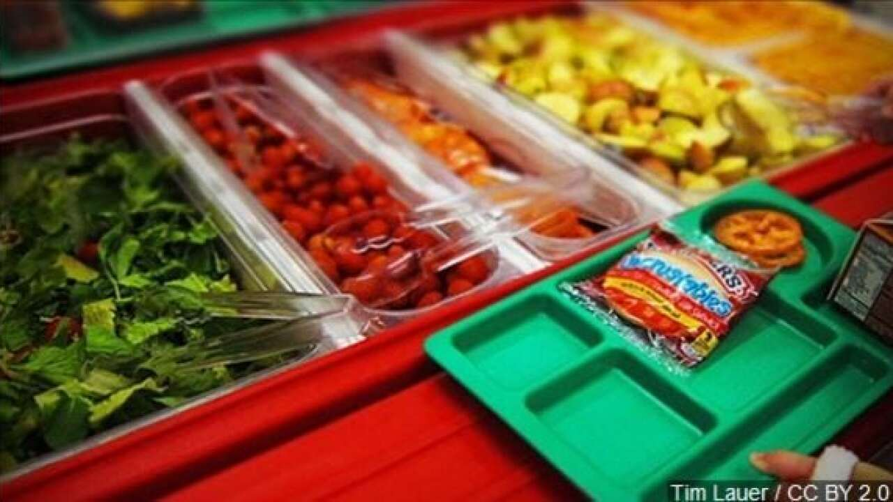 Ban on 'school lunch shaming' wins Louisiana House support