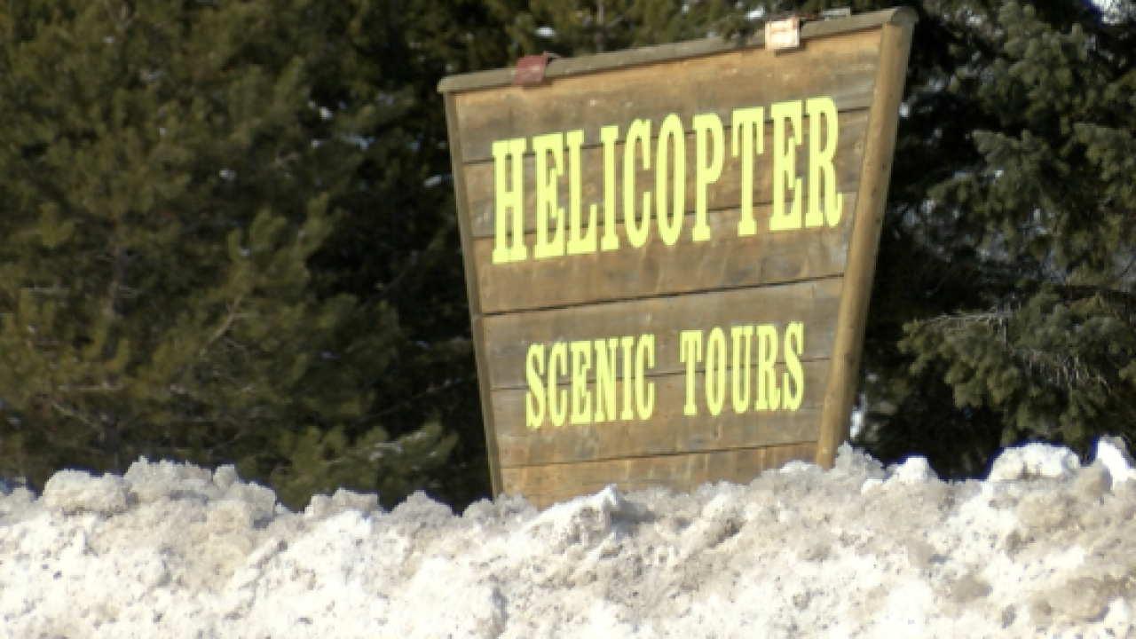 New restaurant, hotel and bar proposed for the old Glacier Heli-Tours property