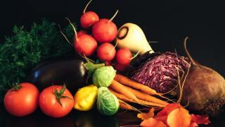 Food vegetables stock photo