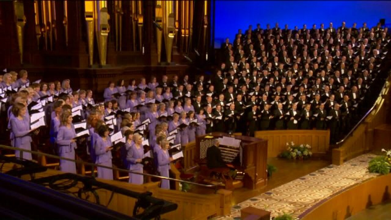 Mormon Tabernacle Choir and Orchestra perform Handel's 'Messiah'