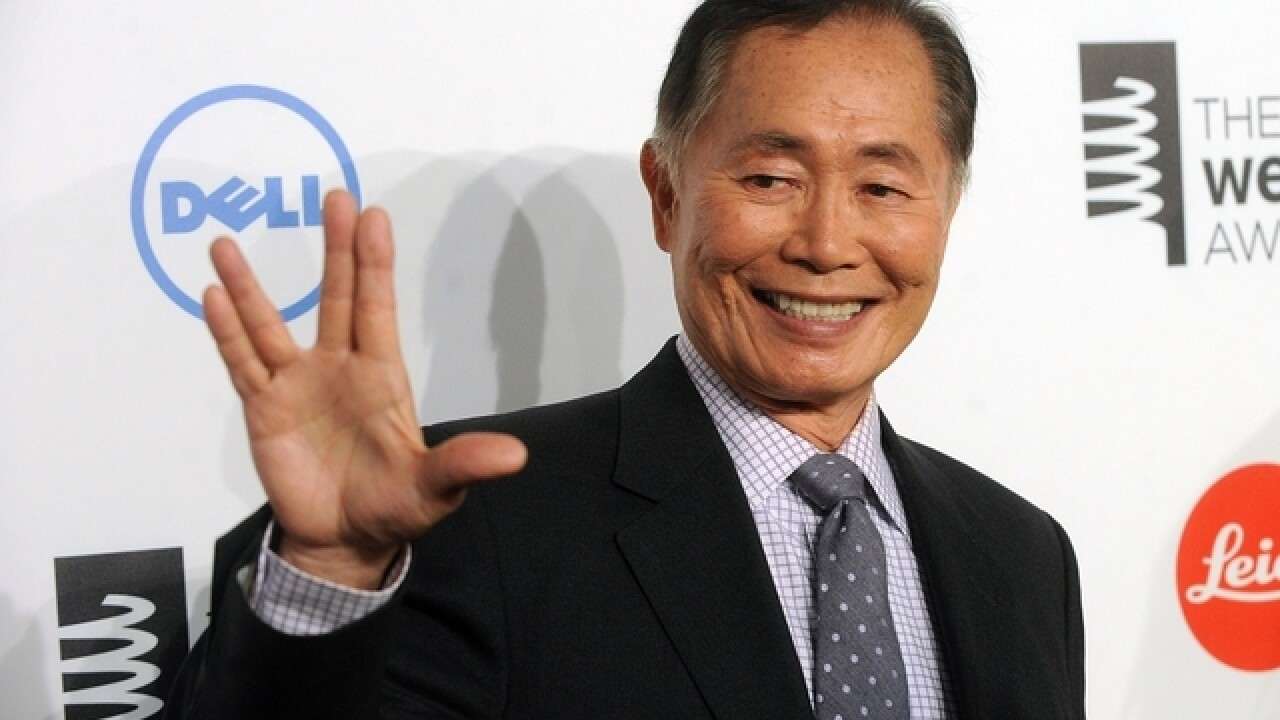George Takei to speak at CU Boulder: 'Oh, my!'