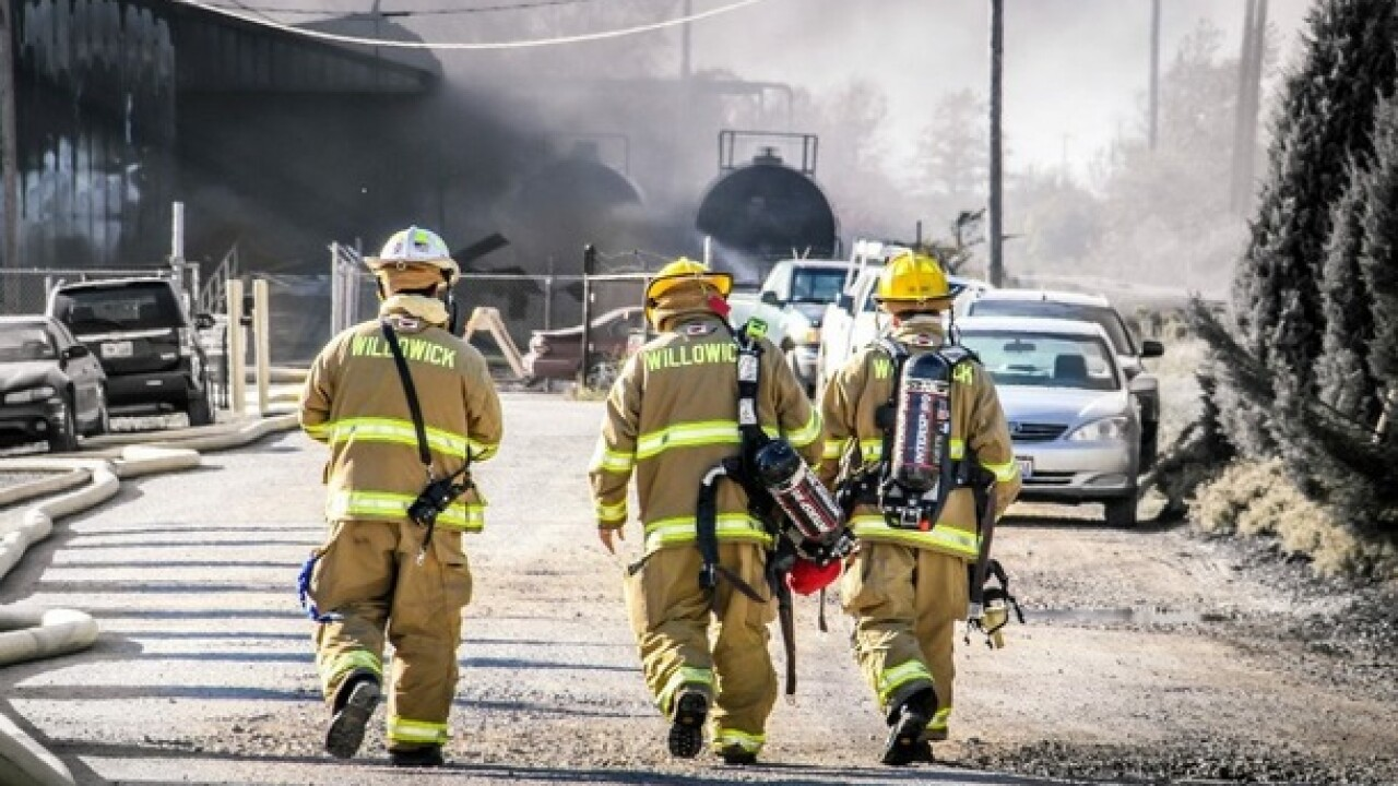 One year later, OH firefighters still fighting for cancer benefits in spite of new law