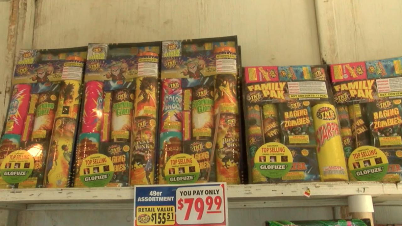 Bakersfield Fireworks
