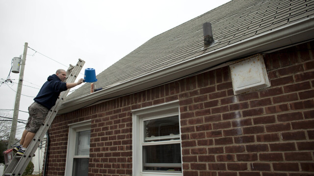 Menards: 5 tips on how to maintain your gutters