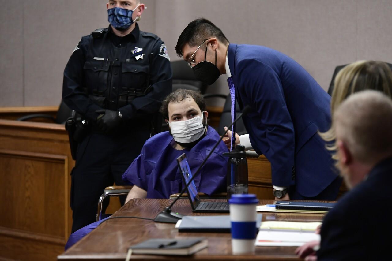 Boulder shooter Ahmad Al Aliwi Alissa makes court appearance 9