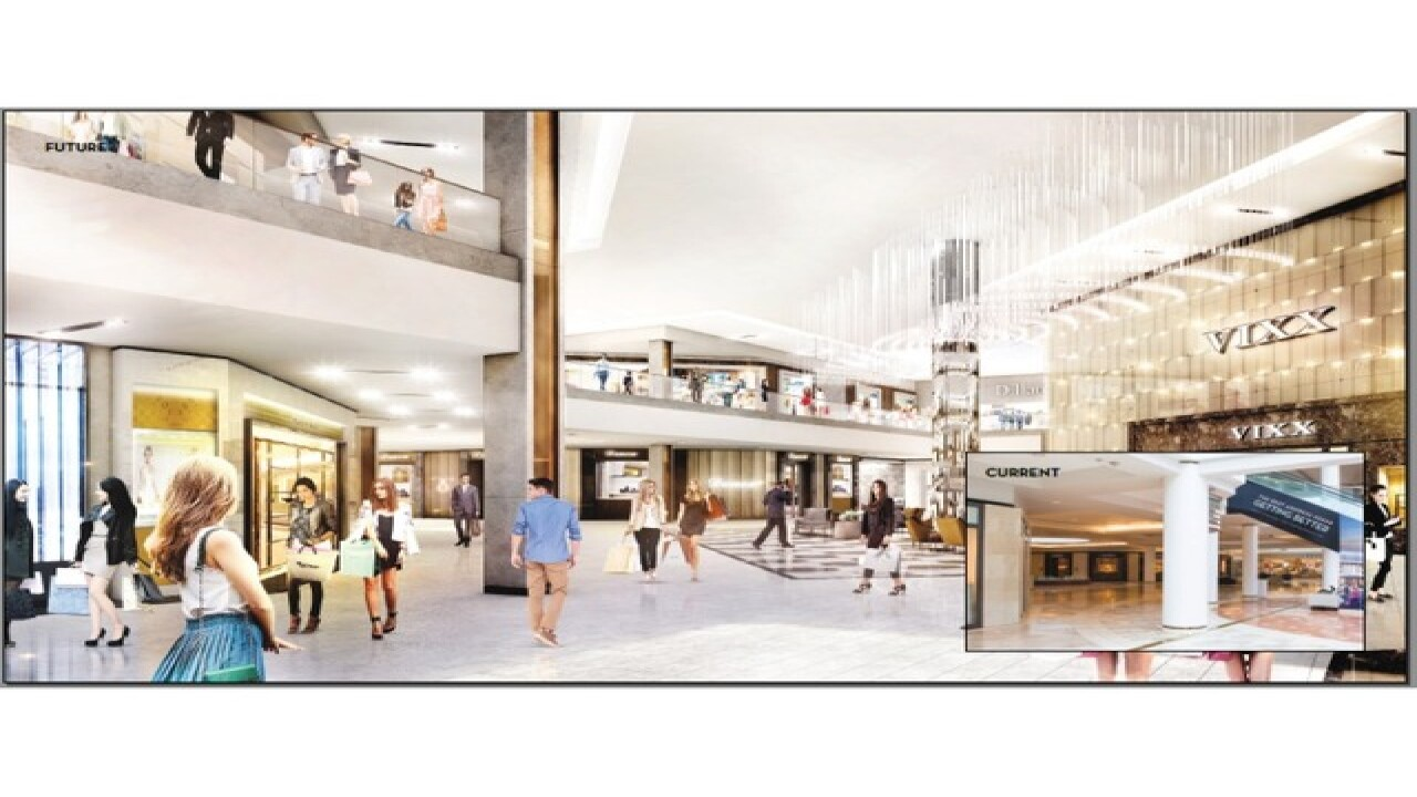 Excited? More changes coming to Scottsdale mall