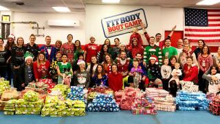 Group raises more than $130k to buy holiday gifts for West Michigan families in need