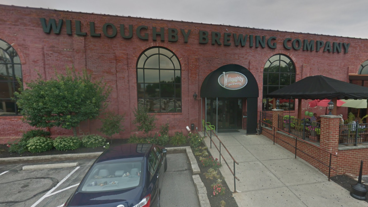 Willoughby Brewing Company